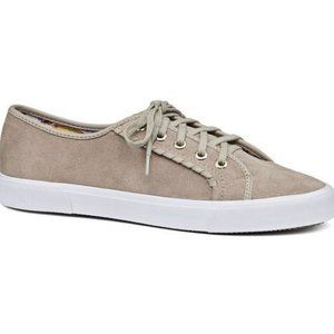 Jack Rogers Carter Suede Lace Up Sneaker  11M NEW